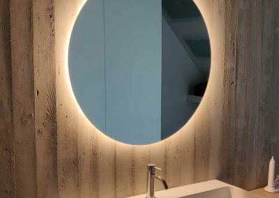 LED-verlichting-spiegel